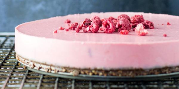 Cheesecake Rosa