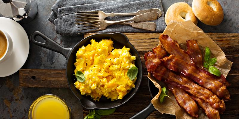 uova e pancetta