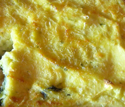 ricetta sformato di patate e broccoli