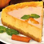 Cheesecake alla zucca: La ricetta
