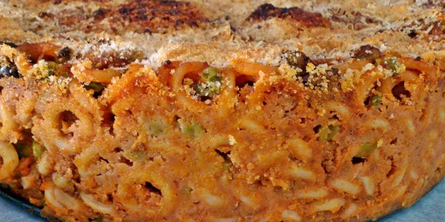 ricetta pasta forno palermitana