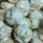 Paste siciliane alla mandorla