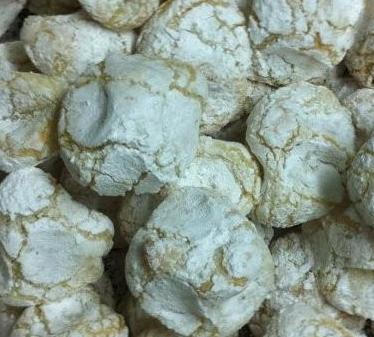 ricetta dolci siciliani alle mandorle