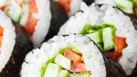 ricetta del sushi