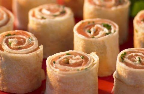 ricetta creps al salmone
