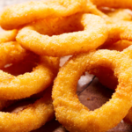 Anelli di cipolla fritti, gli Onion rings