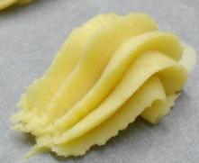 ricetta biscotti con pasta frolla montata