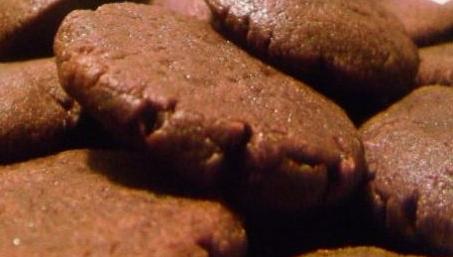 ricetta biscotto al cioccolato con gelato