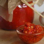 Preparare la salsa piccante
