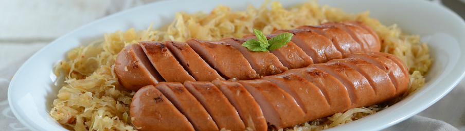 ricetta crauti con wurste